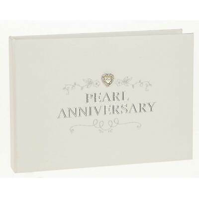 Shudehill Giftware 50th Golden Wedding Anniversary Large Photo Album