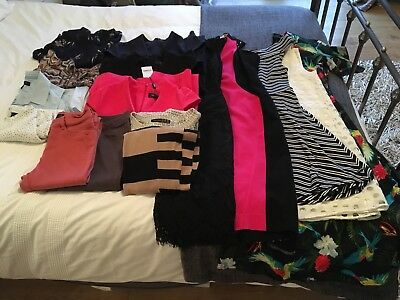 Ladies Clothes, Size UK 10, Mixed Bag, 17 Items, Next, SuperDry +++