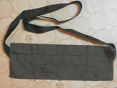 USGI 4 pocket 120 rd. 223/5.56 cloth Bandolier With Safety Pin