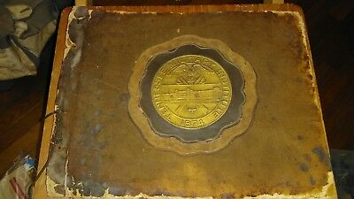 1926 Tennessee Military Institute Memory Album With Photographs