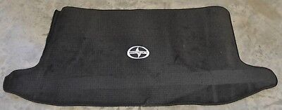 NEW Genuine OEM 2008-2014 Toyota Scion xD Black Carpet Cargo Mat PT206-52082-02