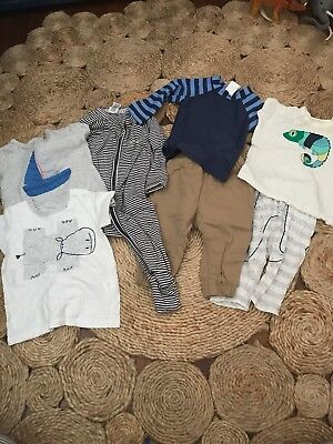 Boys Baby Bundle 3-6months 00 Seed Bonds