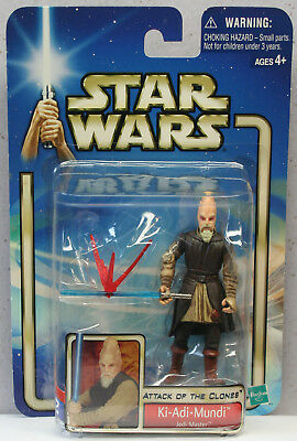 Star Wars Attack of the Clones Ki-Adi-Mundi Jedi Master MOC