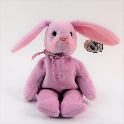 Authentic Ty Beanie Baby FLOPPITY The Bunny PVC Pellets