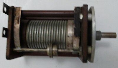 3.3 uH Variable vintage roller inductor coil