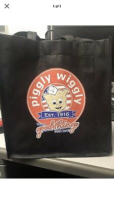 Piggly Wiggly 4 Piece Lot—NOT SOLD In STORES