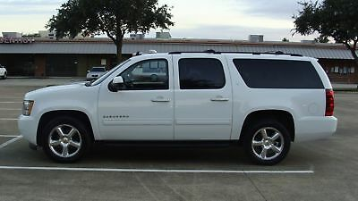 2011 Chevrolet Suburban LT 2011Suburban LT/Leather/Quads/20's/LOADED/Bose/Heated/Memory/BARGAIN PRICED