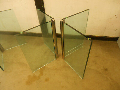 Vintage Mid-Century Modern Leon Rosen Pace Collection Wing Dining Table Base