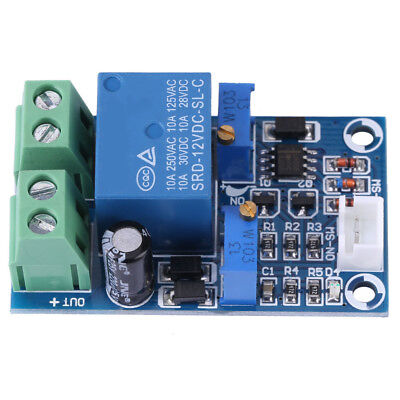 12V Battery Low Voltage Cut off Automatic Switch On Recovery Protection board