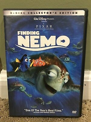 Finding Nemo 2 - Disc Collector's Edition  (DVD - 2003)