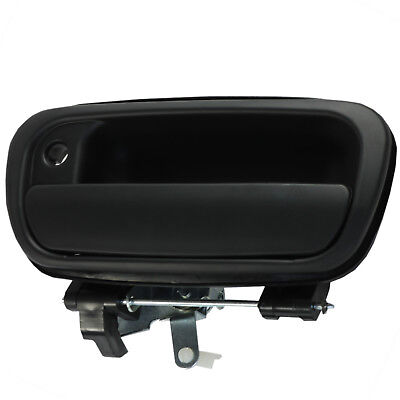 Rear Tail Gate Tailgate Handle Black For Toyota Pickup Tundra Truck 2000-2006