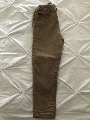 Boys Chino Pants Size 4