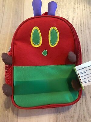 The World of Eric Carle  - Kids Lunch Box, Soft Bag - Hungry Caterpillar