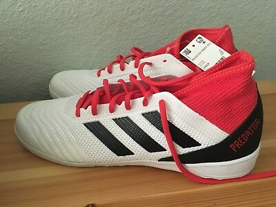 135134e02 Adidas Predator Tango 18.3 IN Men s Soccer Training Shoes Size10 Free  Shipping