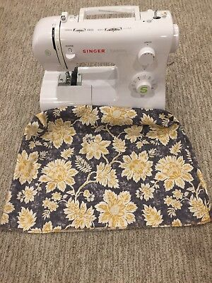 NEW!! Sewing Machine Dust Cover! Only $8.50 Made in Beginner's sewing School!