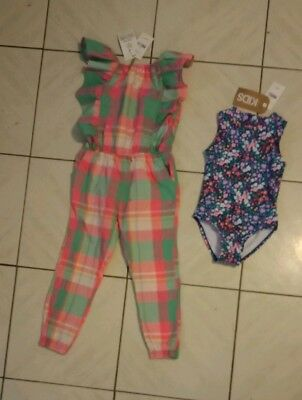 Girls Clothes Size 4 From Cotton On Kids ...New With Tags