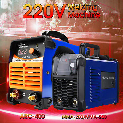 ARC-400 10-400A Gasless MMA Electric IGBT Welding Machine Welder Inverter 220V
