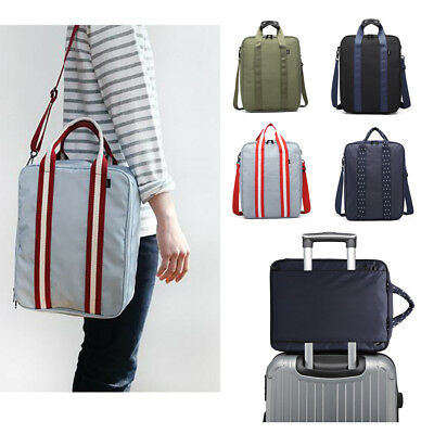Unisex Travel Storage Bag Luggage Shoulder Duffle Bags Packing Carry-on Hand
