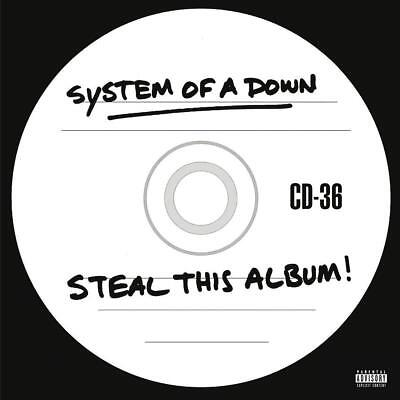 System Of A Down - Steal This Album! (2LP Vinyl) 2018 American Recordings NEU!