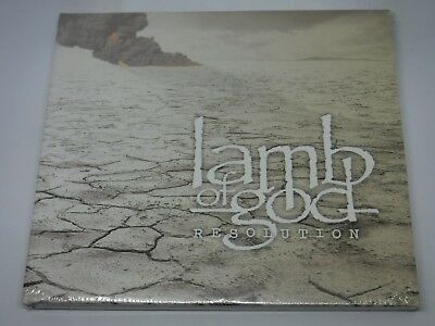 Lamb of God Resolution CD New Sealed
