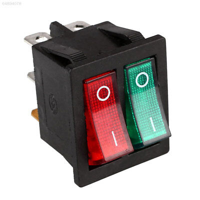 B535 Switches Toggle Switch Double Boat Rocker Switch Lights