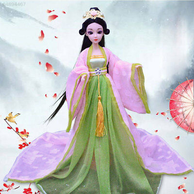 74C1 Ancient Costume Traditional Costume Doll Traditional Chinese Dolls Toy