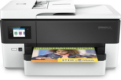 Hp Officejet Pro 7720 (A3) Couleur Jet D'Encre Grand Format Imprimante Tout En
