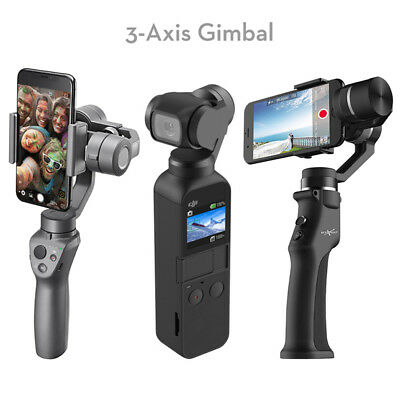 DJI OSMO Pocket Osmo Mobile 2 Beyondsky Stabilizer 3-Axis Handheld Camera Gimbal
