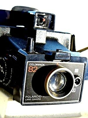 Vintage Collection Polaried Land Camera Colorpack 82 New!