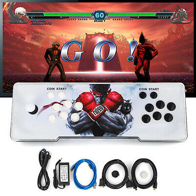999 In 1 Pandora Box 5S Double Stick Arcade Console Joystick Video Game Gifts