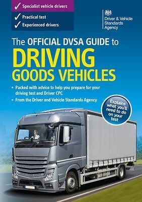 The Official DSA guide to driving goods vehicles (DVSA)