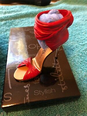 Raine Just The Right Shoe Glorious J110512 Miniature Retired 2011