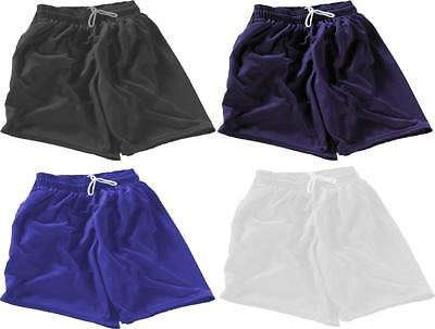 Alpha Football Sports Wear Practice Trunks Polyester Soccer Trainer Shorts