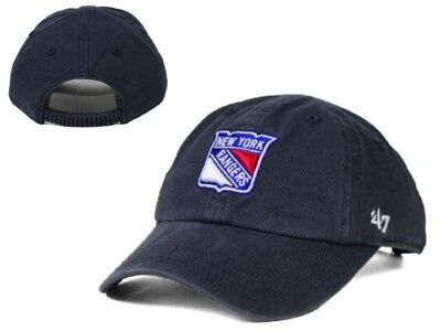New NHL NWT New York Rangers 47 Brand Clean Up Infant Newborn Hat Cap GD 4f1b4ece4
