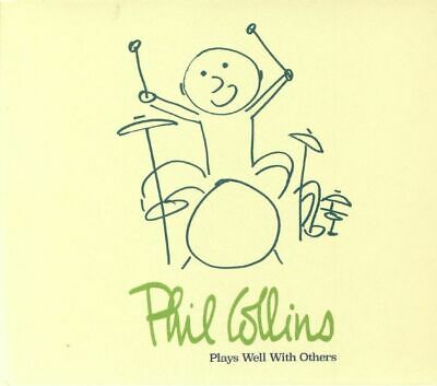 COLLINS, Phil - Plays Well With Others - CD (4xCD + 80 page booklet)
