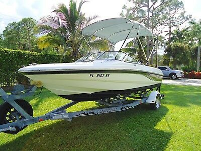 2006 CHAPARRAL 180 SSI Mercruiser 4 cyl. 3.0L 262 hrs Good Condition