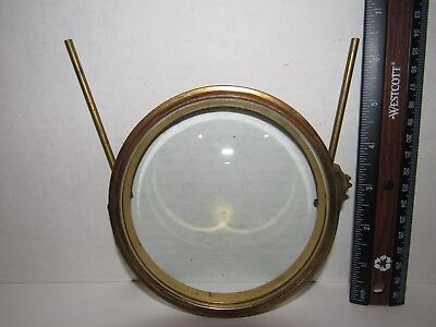 Antique Mantel Clock Bezel