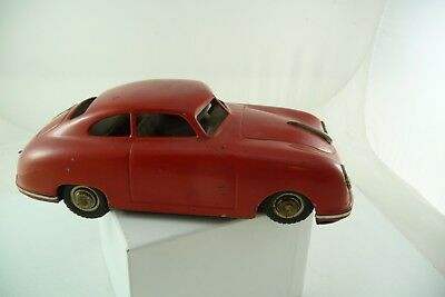 JNF Porsche 256 in rot - Made in Western Germany