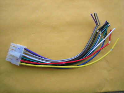 dual wire harness 12 pin for xr4120,dc204,mxcp43,mxcp44,am505bt,
