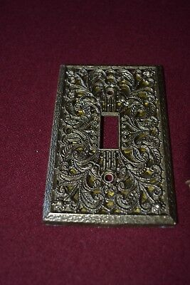 Mid-Century Modern Vintage Light Switch Plate Covers