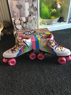 Rio Roller - Roller Boots - Size 8 -Only Used Once