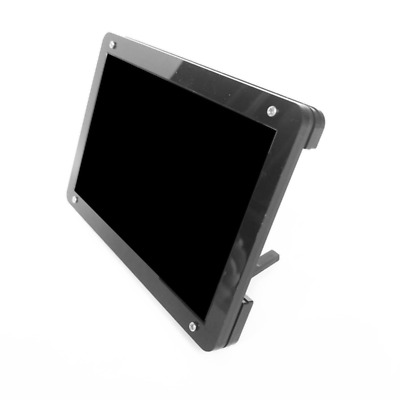 For Raspberry pi 5-inch HDMI display case LCD HD capacitive touch screen stand