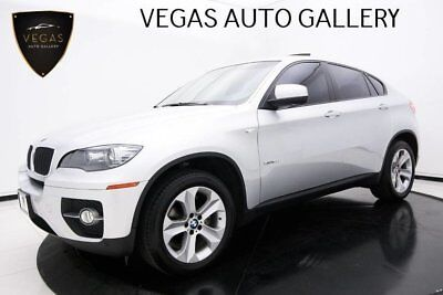 2011 BMW X6 35i Black Perforated Leather, Driver Assistance Package, & Premium Audio