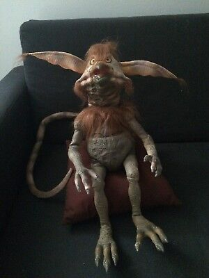 Star Wars Weekends 2013 Salacious Crumb Life Size Latex Figure LIMITED EDITION