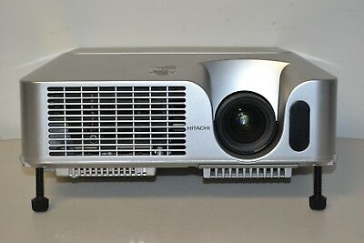 Hitachi CP-X265 Multimedia & Network LCD Projector with 2892 Used Lamp Hours