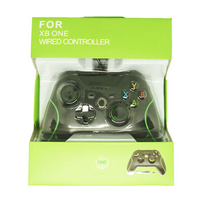 New Wired Genuine Game Controller For Microsoft Xbox One Gamepad Controller