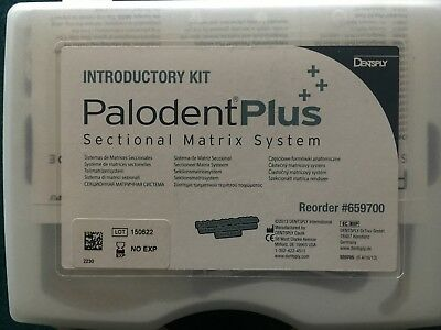 Palodent Plus Sectional Matrix System