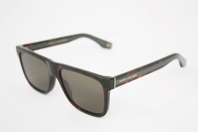 28c0c5eea1c495 MARC JACOBS MARC 275 S 275 sunglasses 086QT Dark Havana 55mm MEN AUTHENTIC
