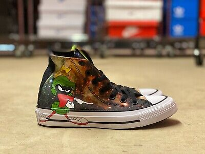 13926cccd0d Converse Chuck Taylor Looney Tunes Marvin the Martian 158885C M 3 4.5 WMNS  5 6.