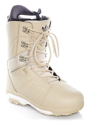super popular f4b73 00d82 Adidas Gold-Footwear White Tactical ADV Snowboard Boots
